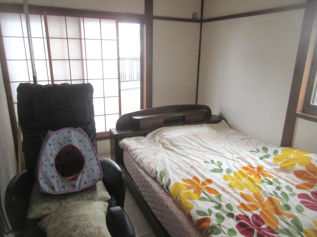 最近のアビのすけの寝場所。
